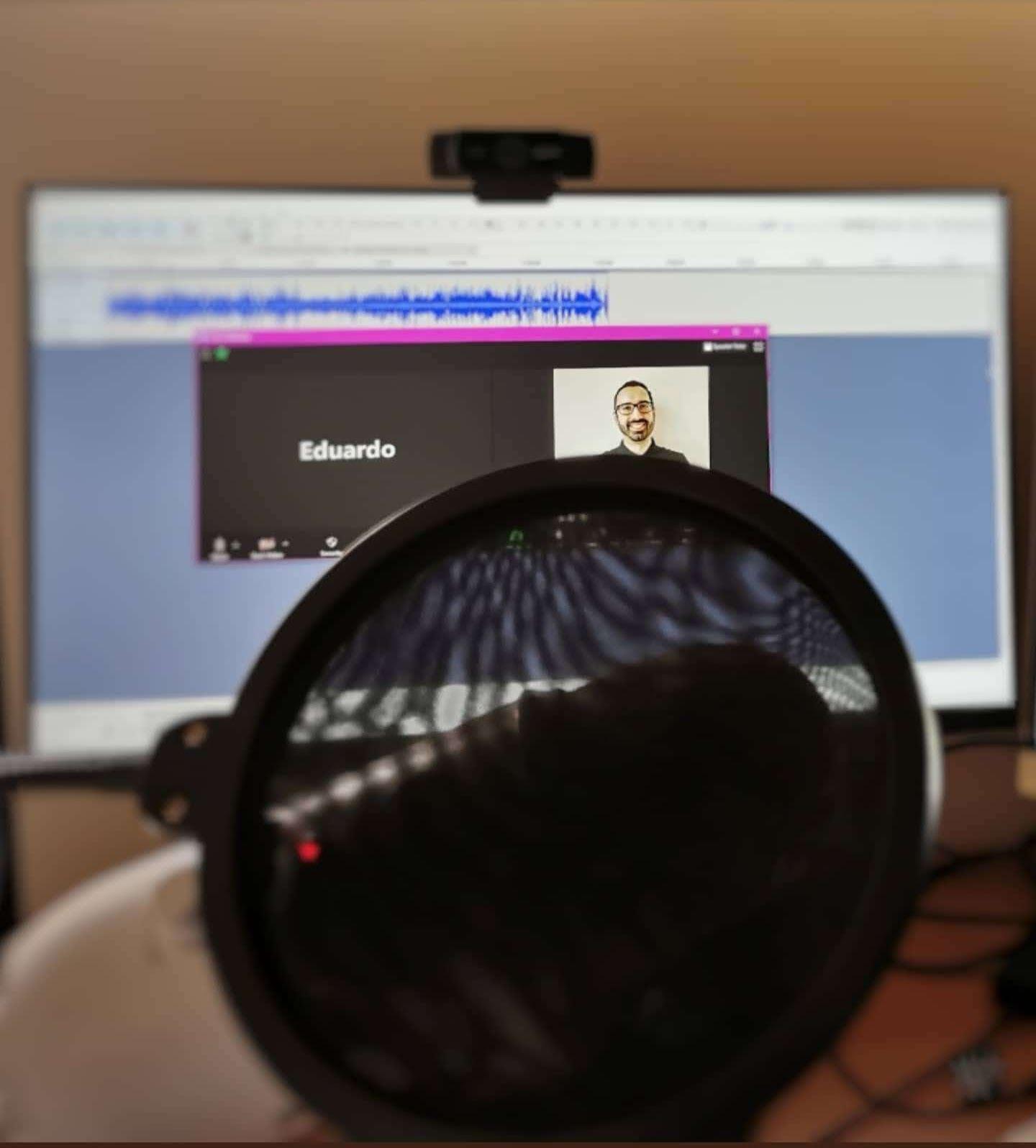 Aleks Vladimirov - podcasting